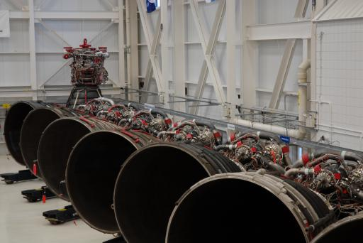 Space Shuttle Main Engines