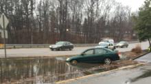 U.S. Highway 70 flooding