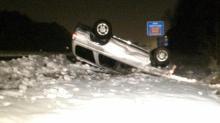 I-40 snow ax