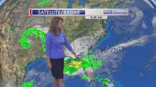 IMAGES: Triangle's midweek rain chances depend on track of low pressure
