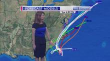 IMAGES: Chances higher for East Coast storm to strengthen