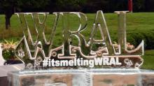 IMAGES: #itsmeltingWRAL