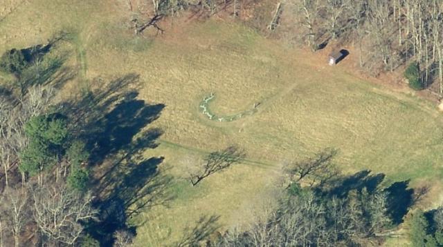 Duke Observatory aerial