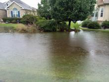 Rain wreaks havoc on Outer Banks, Brunswick County