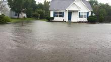 Flooding in Wilmington