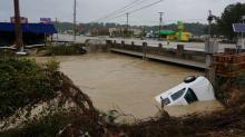 IMAGES: Record rainfall floods SC