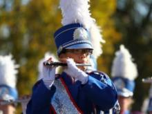 high school band