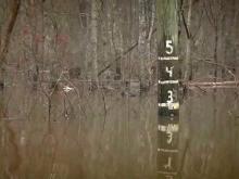Jeremiah Drive flooding