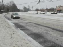 Snow, sleet and rain slam Triangle