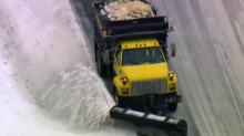 Sky 5: DOT crews work to clear highways