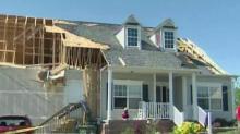 IMAGE: Raleigh tornado survivors brace for Wednesday's storm