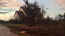 Oxford hit hard by Wednesday storms
