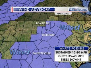 Wind Advisory