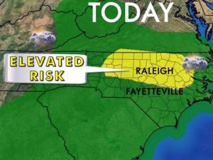 Severe weather threat: April 28, 2016