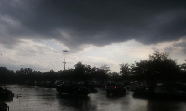 Storm in Cary