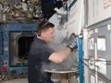 NASA astronaut Doug Wheelock