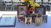 Family members shared photos of loved ones lost in the accidents