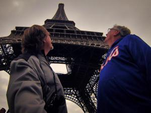 WRAL Chief Meteorologist Greg Fishel and Photographer Richard Adkins hit the highlights during a whirlwind trip to Paris.