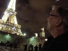 Eiffel Tower a highlight for Fishel in France