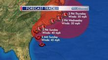 IMAGES: Tropical Storm Bonnie to bring rain, thunder storms to Triangle