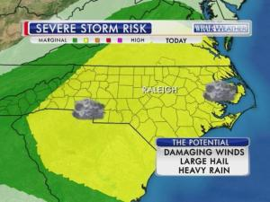 June 24, 2016 severe storm risk