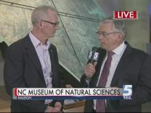 Greg Fishel holds town hall discussion at NC Museum of Natural Sciences