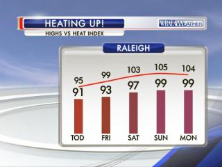 Heat and heat index