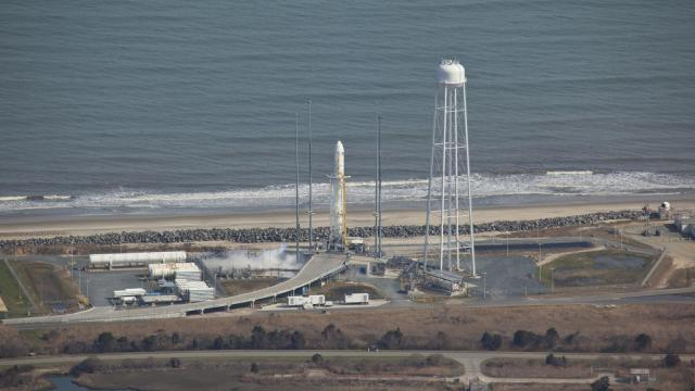 NASA Social participants will get to experience the Antares rocket's return to flight from Wallops Flight Facility in Virginia