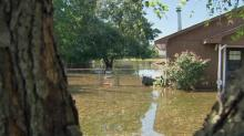 IMAGE: October begins with September storm cleanup for Hoke County homeowners
