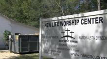 IMAGE: Spring Lake church needs extensive repair following floods