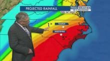 percentage chance of rain mean