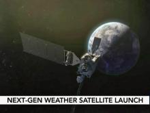 Next-generation weather satellite will make forecasting better