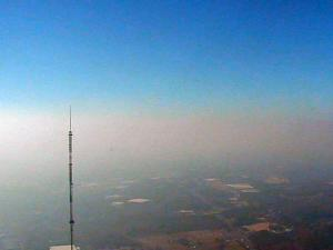 Wildfire smoke makes its way to Triangle