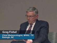 Fishel Town Hall: All species combine to predict planet's future