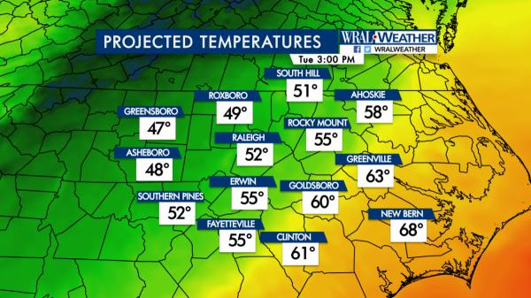 WRAL Weather Feed: Greg Fishel