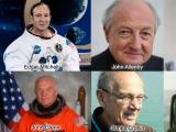 Astronomy and space pioneers lost in 2016