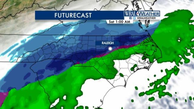 Futurecast, Jan. 6, 2017