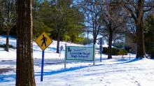 Winter storm closes Triangle schools