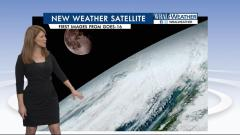 New satellite images show clearer picture of weather patterns