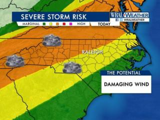 Severe weather, March 1, 2017