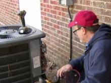 Heating systems struggle in freezing temperatures