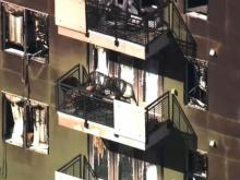 Raleigh fire victims start fresh; fire investigation continues