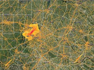 Central NC transportation noise