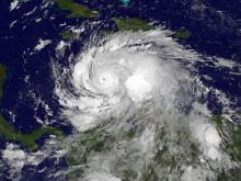 Hurricane Matthew satellite picture (Oct. 2, 2016)