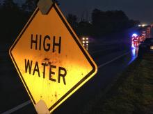 Flooding closes Raleigh roads