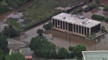 Wake County flooding
