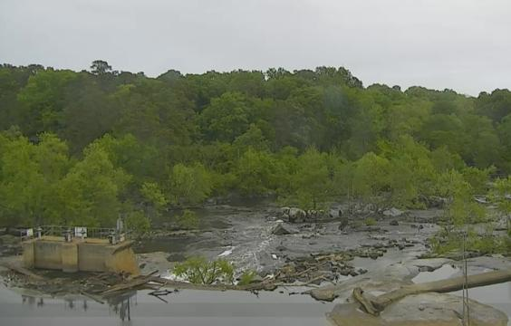 Tar River on April 19