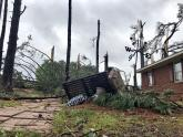 IMAGES: 'God protected us:' Damage but no injuries after Granville tornado