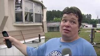 'I have no home:' Buildings destroyed by tornado