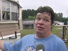 'I have no home:' Buildings destroyed by Sampson county tornado